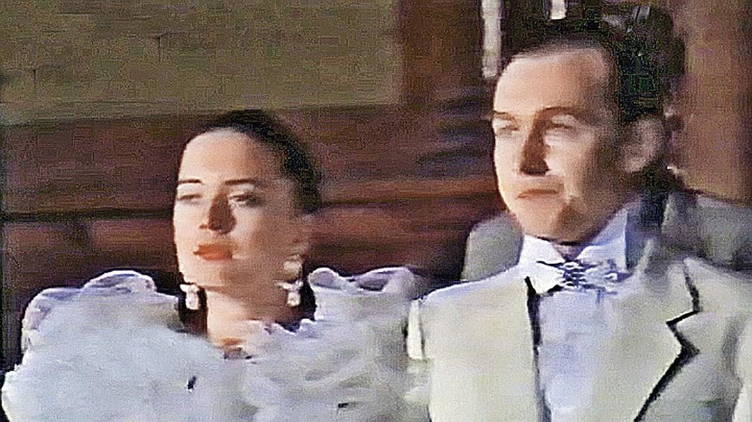 <p><span>Кадр из первого клипа Жанны Фриске.</span></p>