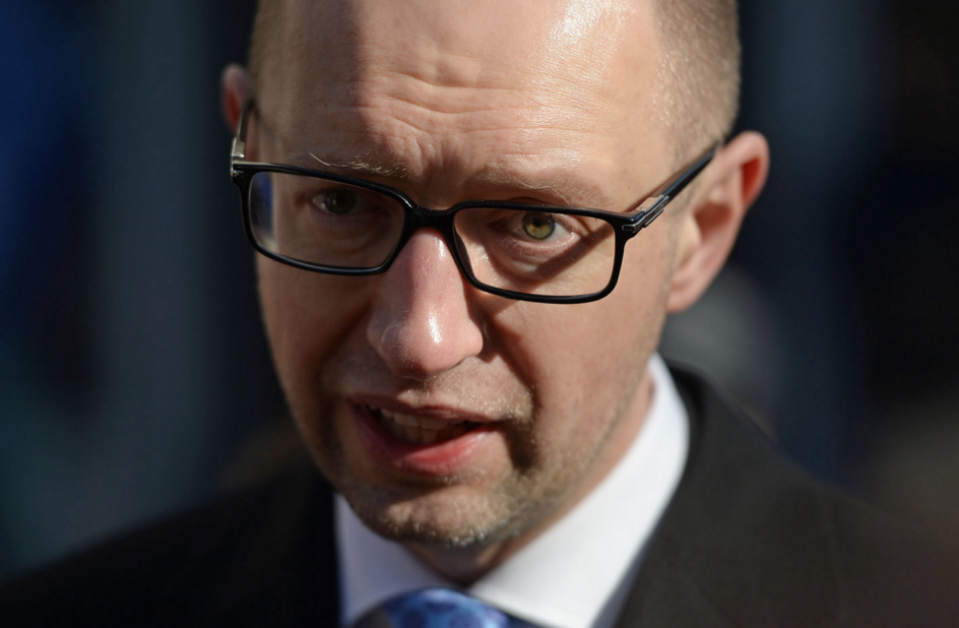 <p>Арсений Яценюк. Фото: &copy;РИА Новости/Максим Блинов</p>