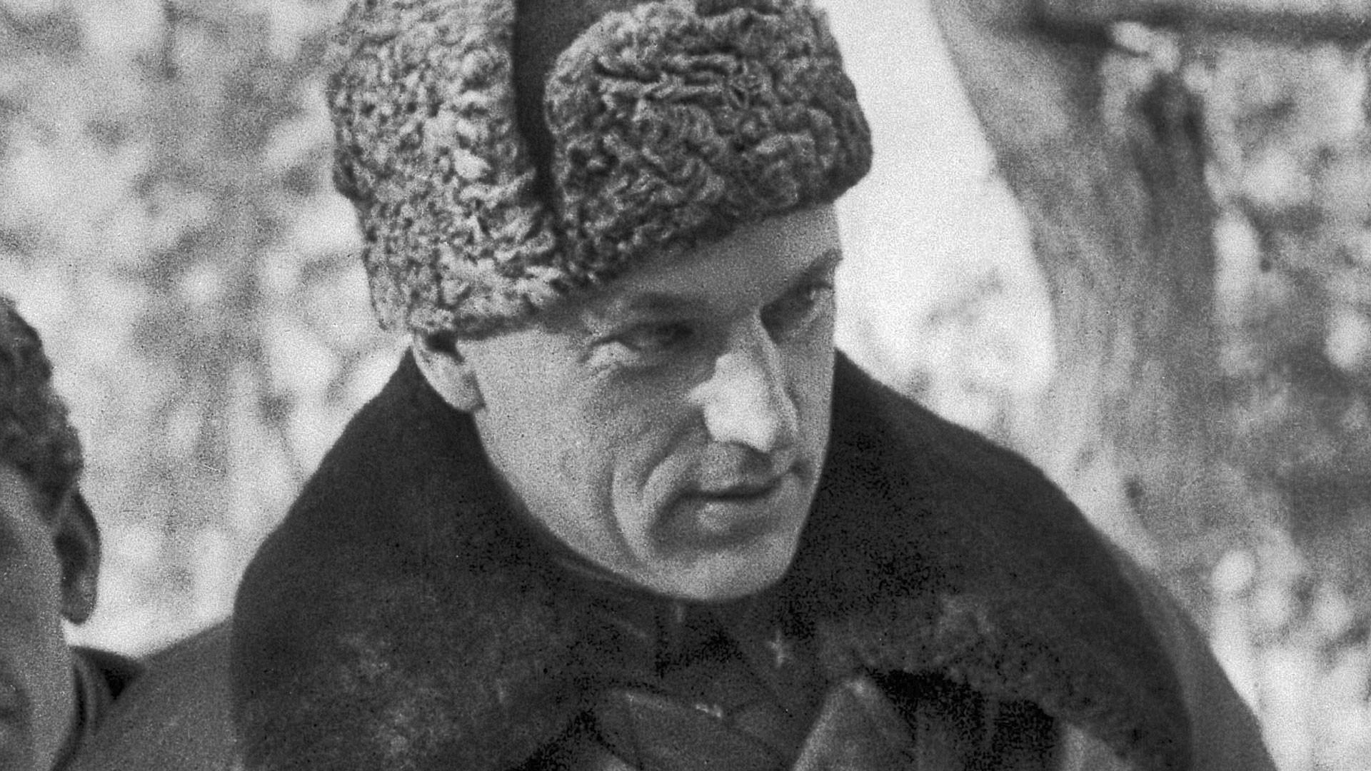 Константин Рокоссовский. Фото: © РИА Новости