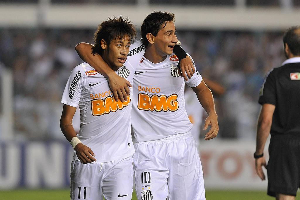 Фото: © Divulgação Santos FC / Ivan Storti