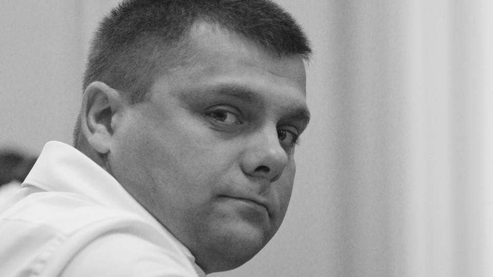 <p>Пётр Офицеров. Фото: &copy; РИА Новости/Сергей Бровко</p>
