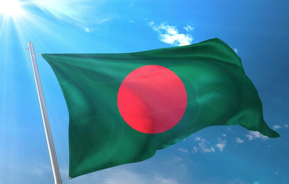 <p>Флаг Бангладеш&nbsp;<span>&copy; Соцсети</span></p>