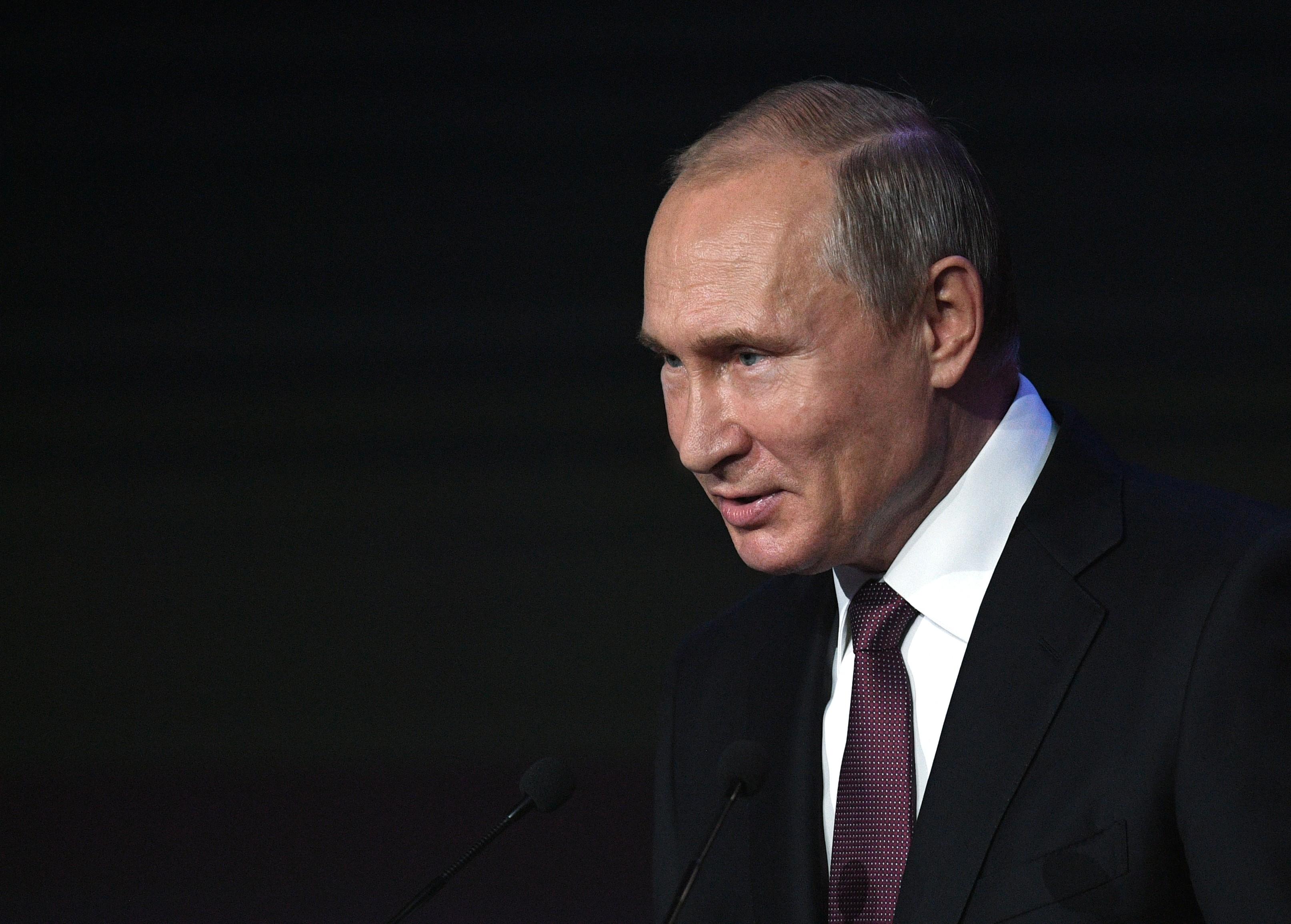 <p>Владимир Путин. Фото: &copy;РИА Новости/Валерий Мельников</p>