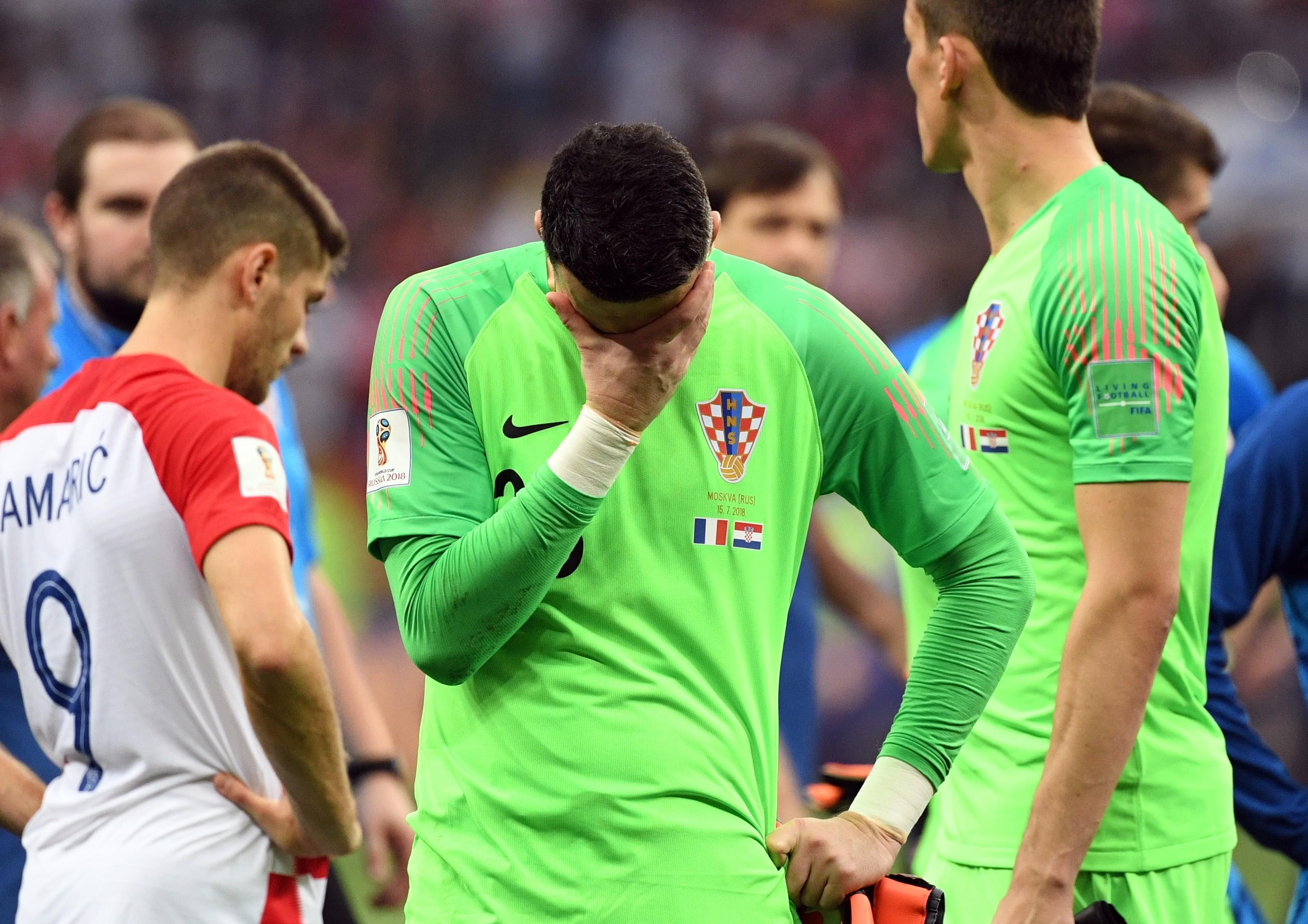 Плакали и хорваты... Фото: РИА Новости/Григорий Сысоев