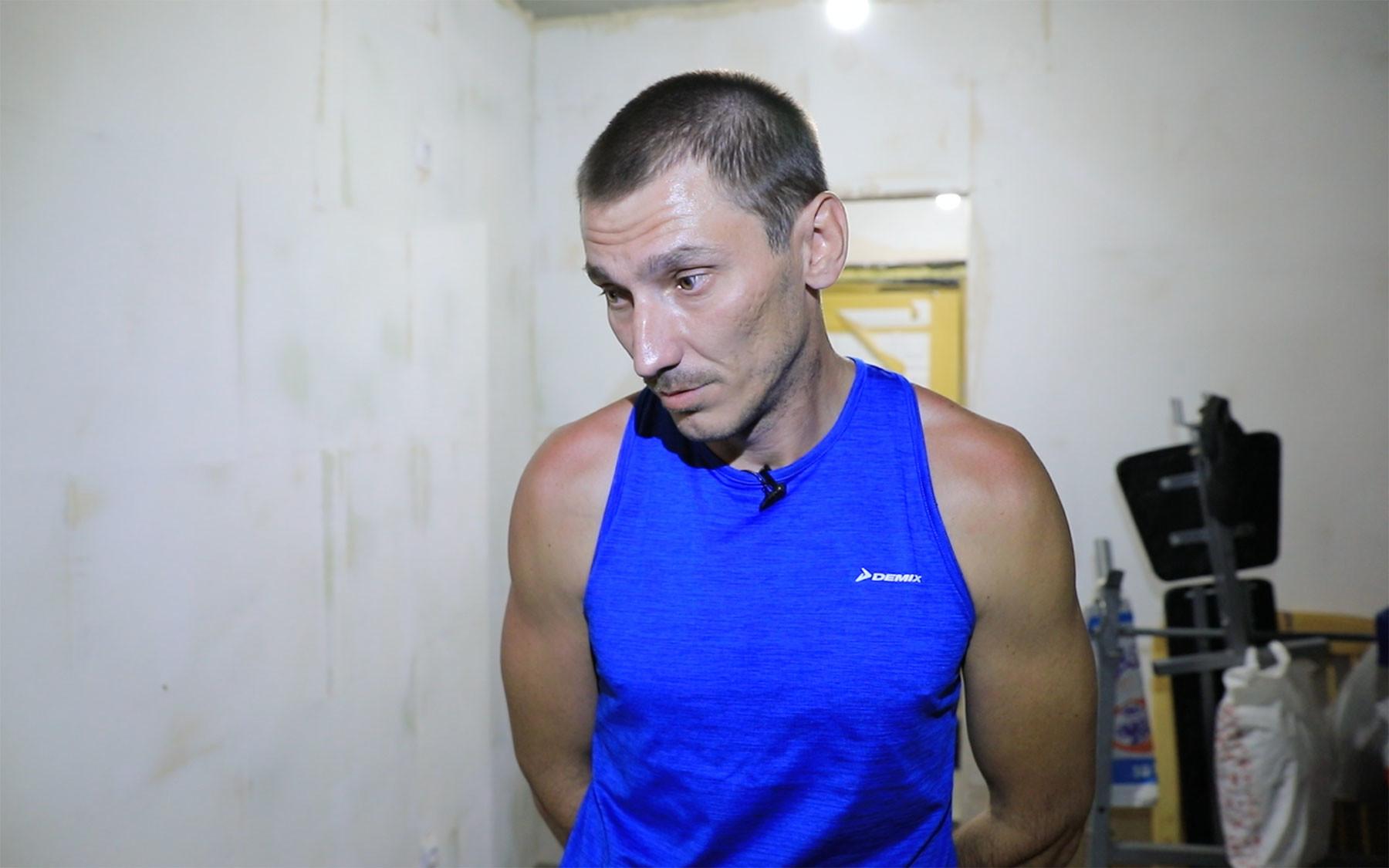 Евгений, муж Анны Давыдовой. Фото: © L!FE