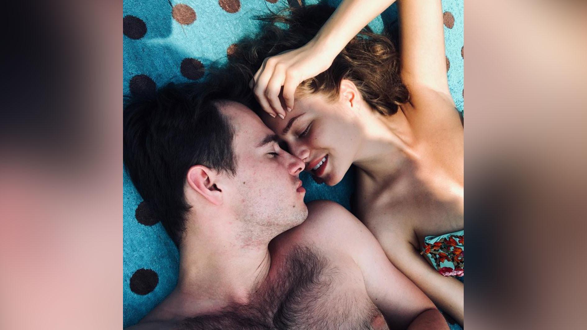 Алина Новак и Родион Сайфуллин. Фото: соцсети