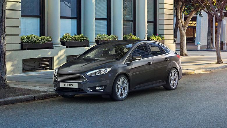 Ford Focus. Фото: © ford.ru