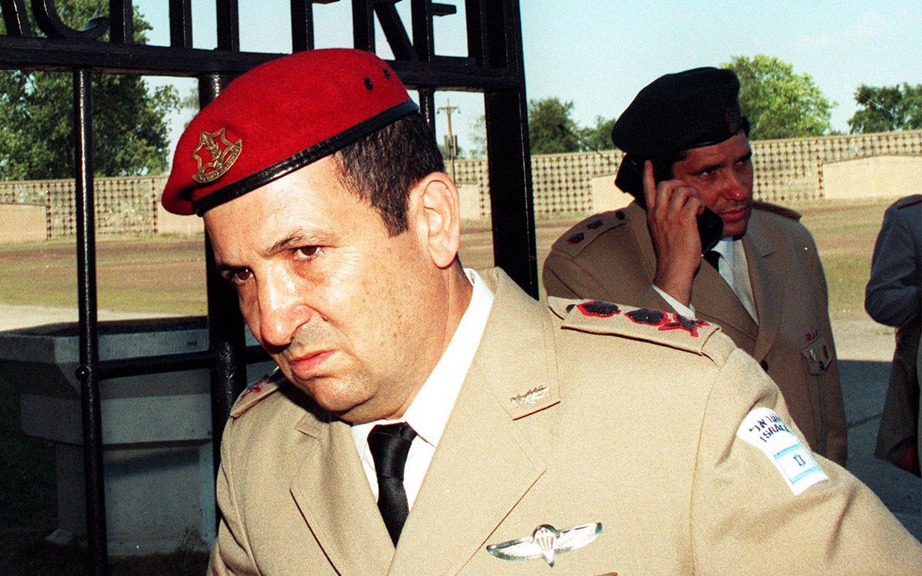 Эхуд Барак. Фото: © AP/Jan Bauer