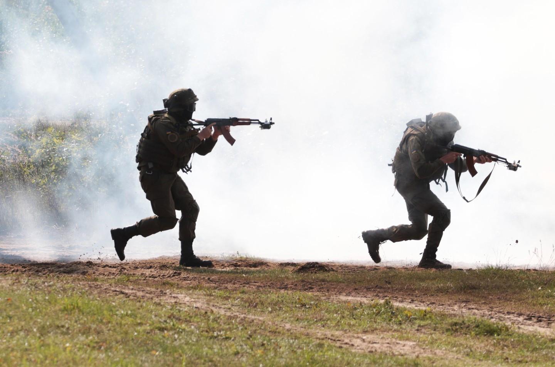 <p><span>Украинские военные. Фото &copy; РИА Новости</span></p>
