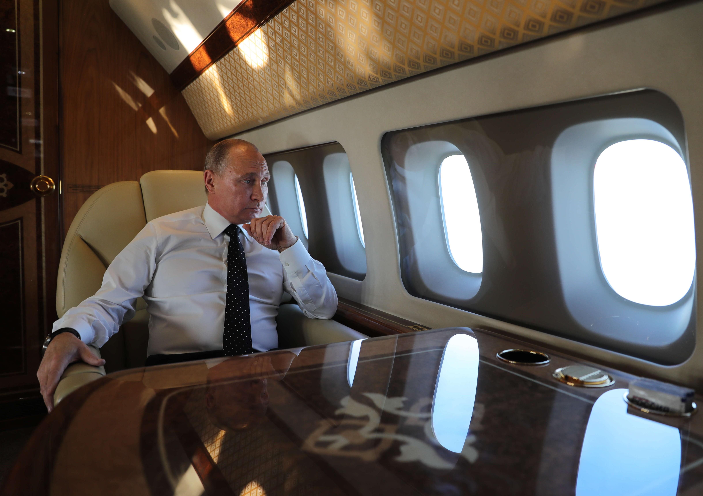 Владимир Путин. Фото: © РИА Новости/Михаил Климентьев