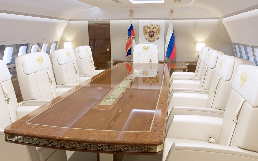 Ил-96. Фото: kungurov.livejournal.com