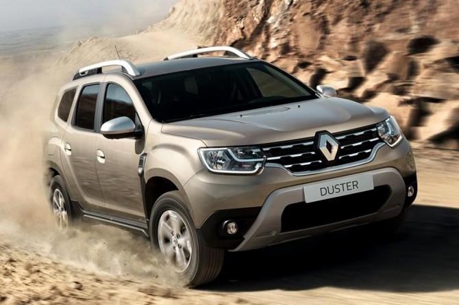 """Renault Duster. Фото: © """"Автостат"""""""