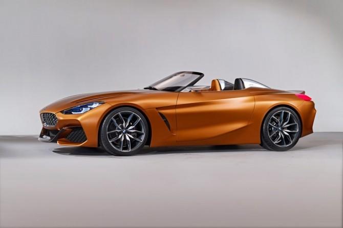 """BMW Z4. Фото: © """"Автостат"""""""