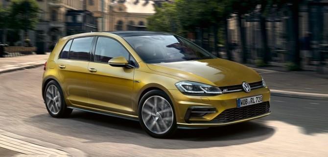 """Volkswagen Golf. Фото: © """"Автостат"""""""