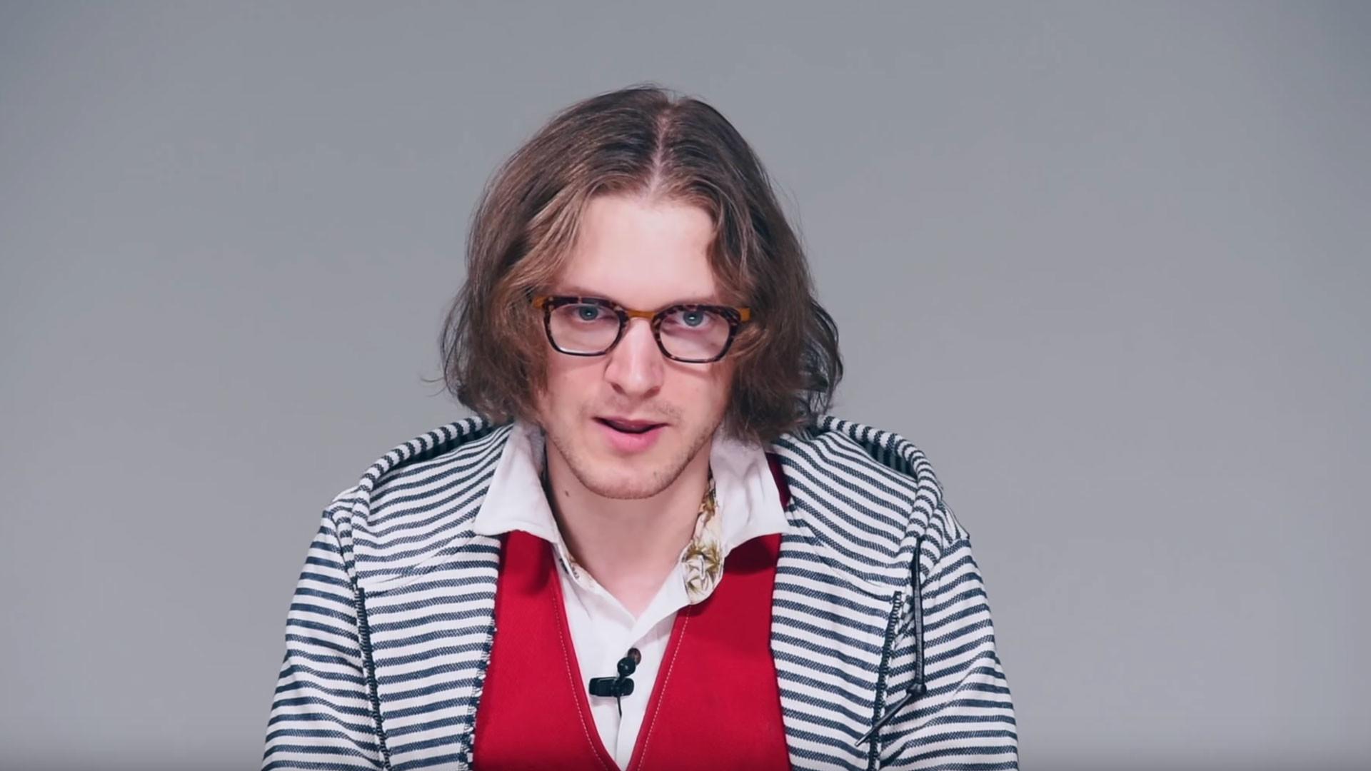 Михаил Светов. Скриншот видео: youtube/SVTV