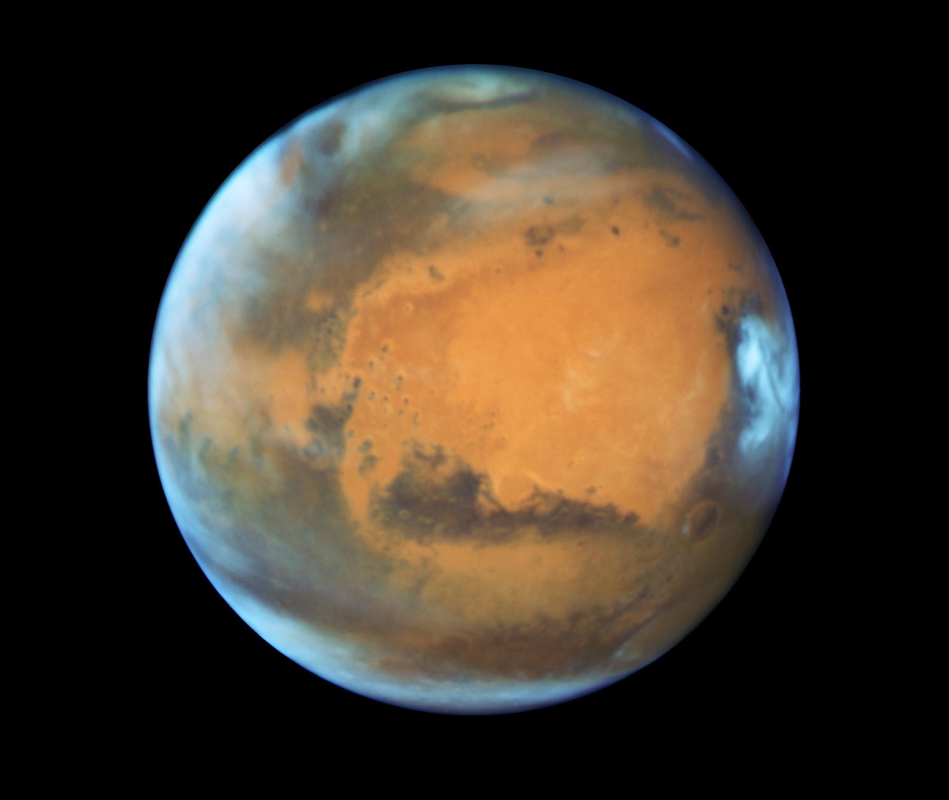 Фото: © NASA/ESA/Hubble Heritage Team — STScI/AURA, J. Bell — ASU, M. Wolff — Space Science Institute via AP