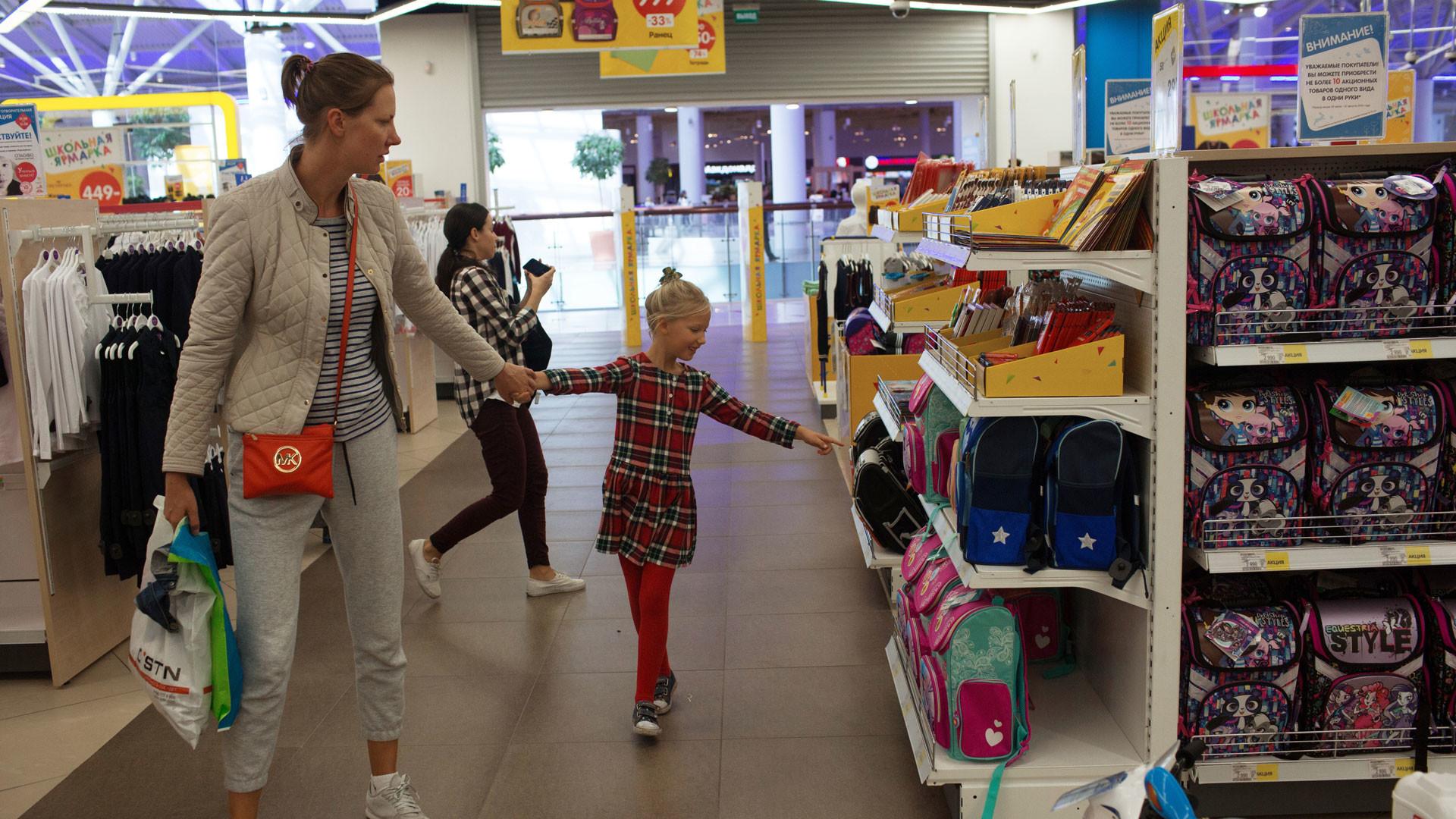 Как быстро вернуть детские товары обратно в магазин