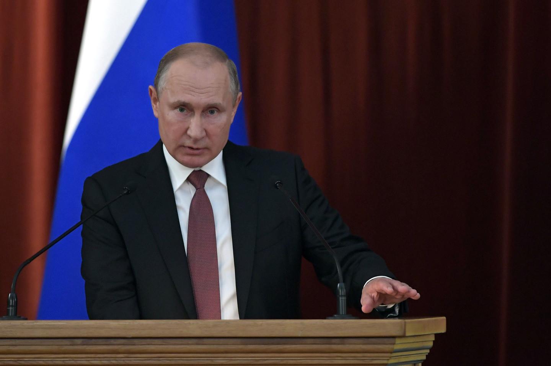 <p><span>Владимир Путин. Фото: &copy;РИА Новости/Сергей Гунеев</span></p>