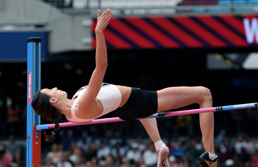 "<p>Российская легкоатлетка Мария Ласицкене. Фото&nbsp;<span>&copy; Twitter/<a href=""https://twitter.com/Rus_Athletics"">Rus_Athletics</a></span></p>"