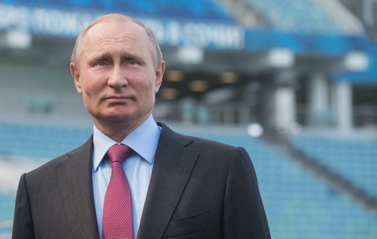 <p>Президент России Владимир Путин. Фото: &copy;РИА Новости/Сергей Гунеев</p>