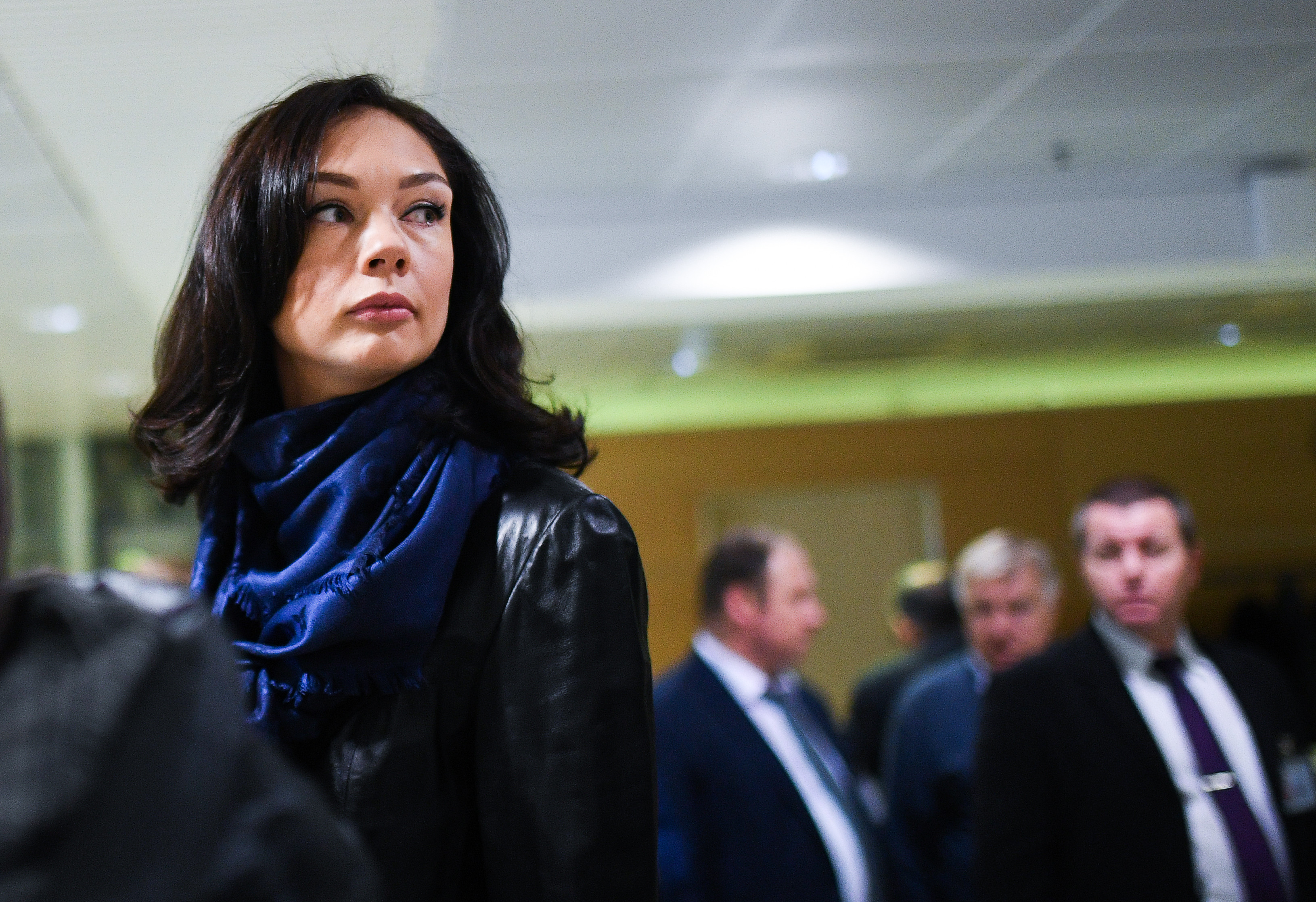 <p>Екатерина Гамова.<strong><span>&nbsp;</span></strong>Фото: &copy; РИА Новости/Александр Вильф</p>