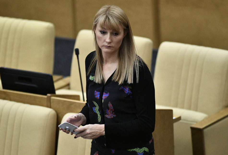 <p><span>Светлана Журова. Фото:</span><span>&copy; РИА Новости/Максим Блинов</span></p>