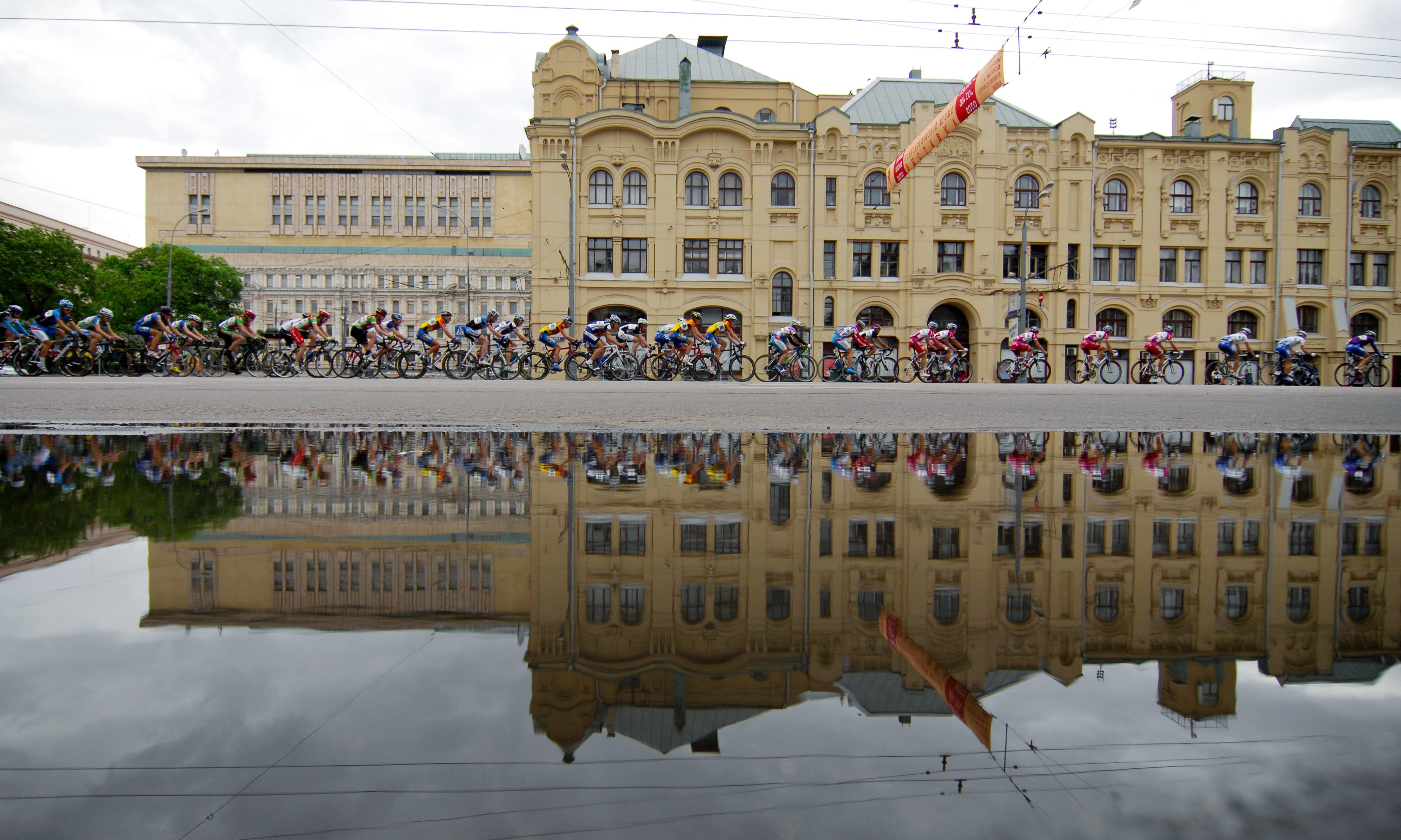 Политехнический музей до реконструкции. Фото ©РИА Новости / Константин Чалабов