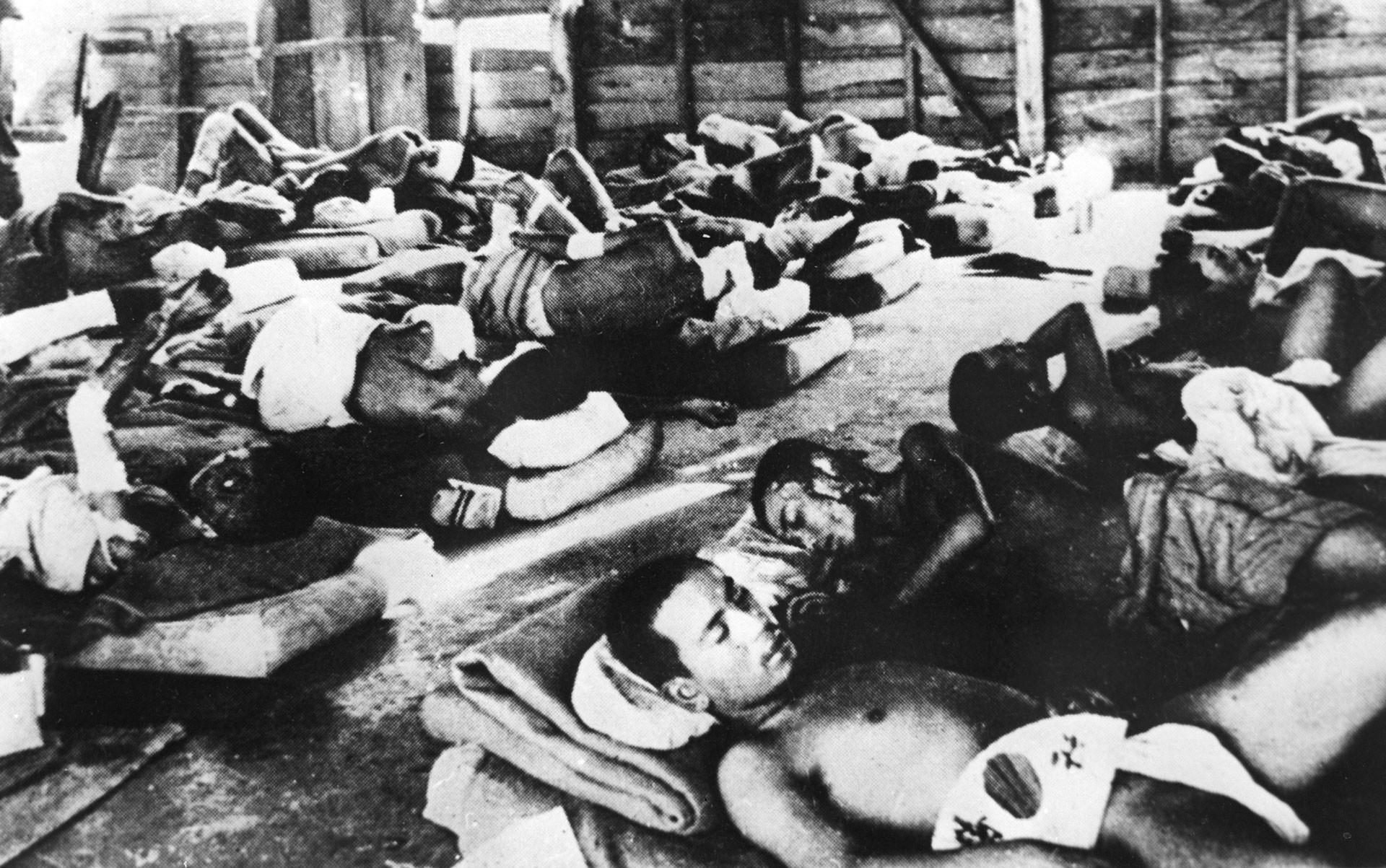 Жители города Хиросимы, пострадавшие от ядерной бомбардировки. Фотография сделана в августе 1945 года. Фото: © РИА Новости/Овчинников