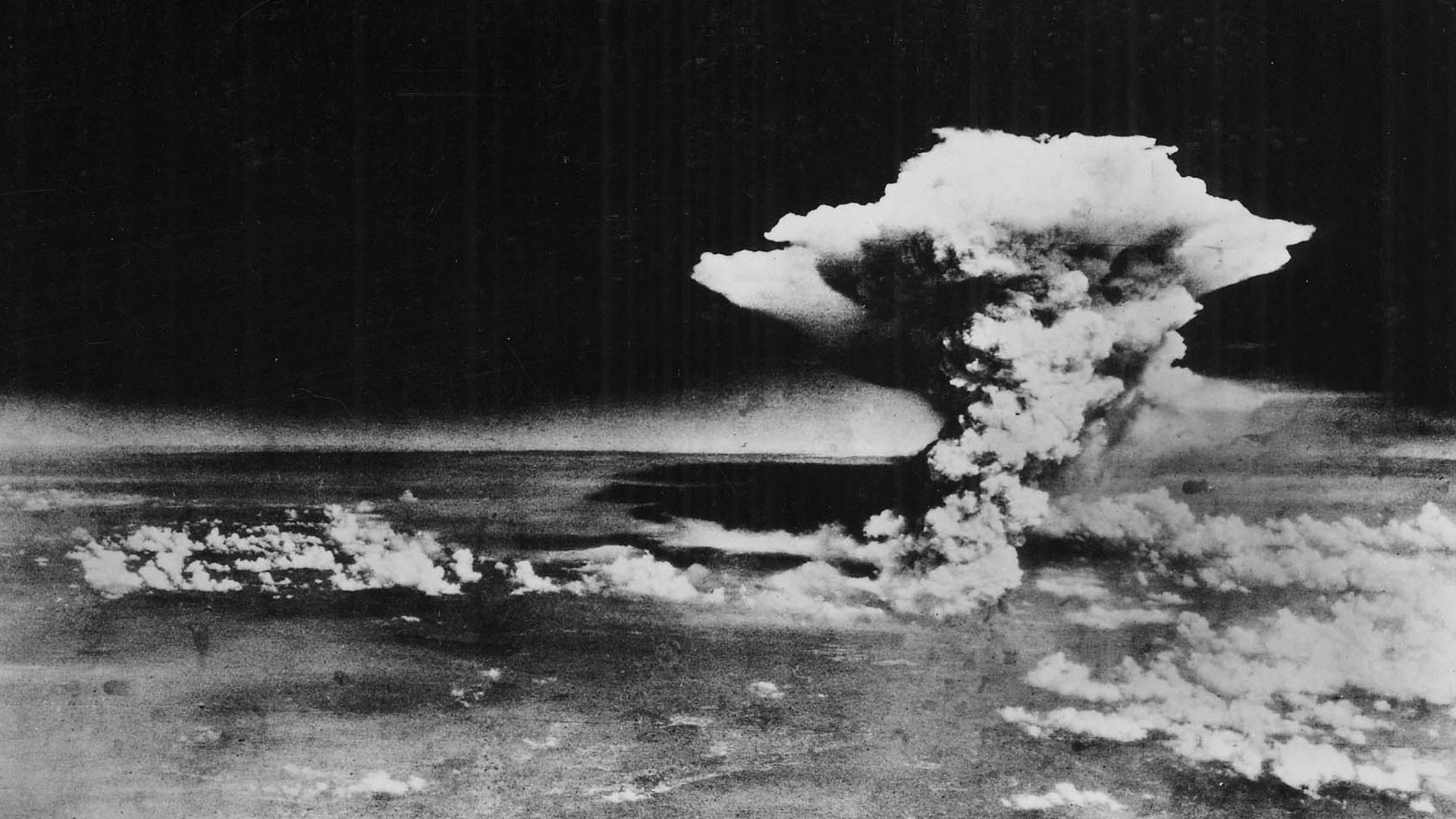 Фото: © Hiroshima Peace Memorial Museum/U.S. Army via AP