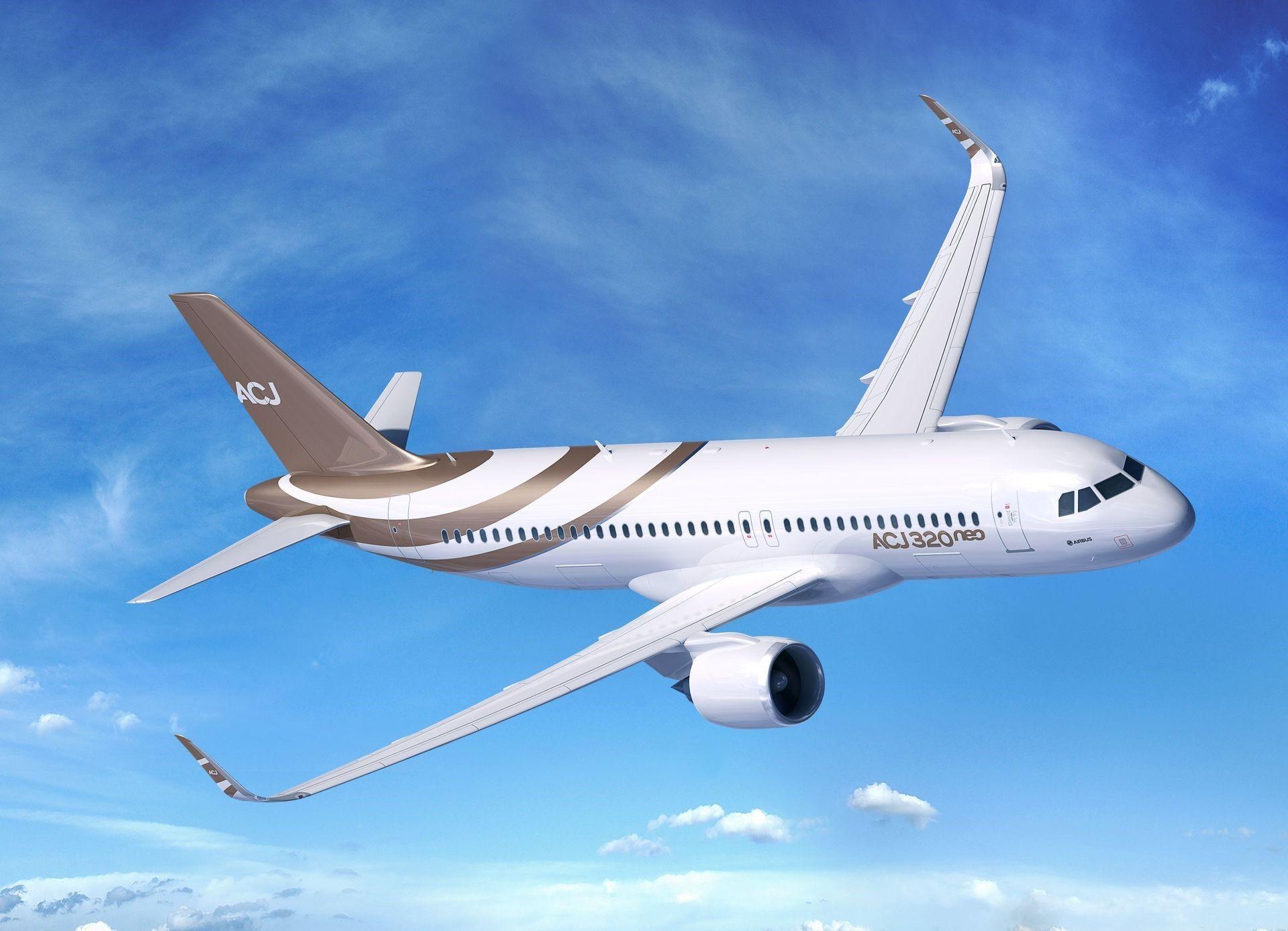 Фото @ Airbus