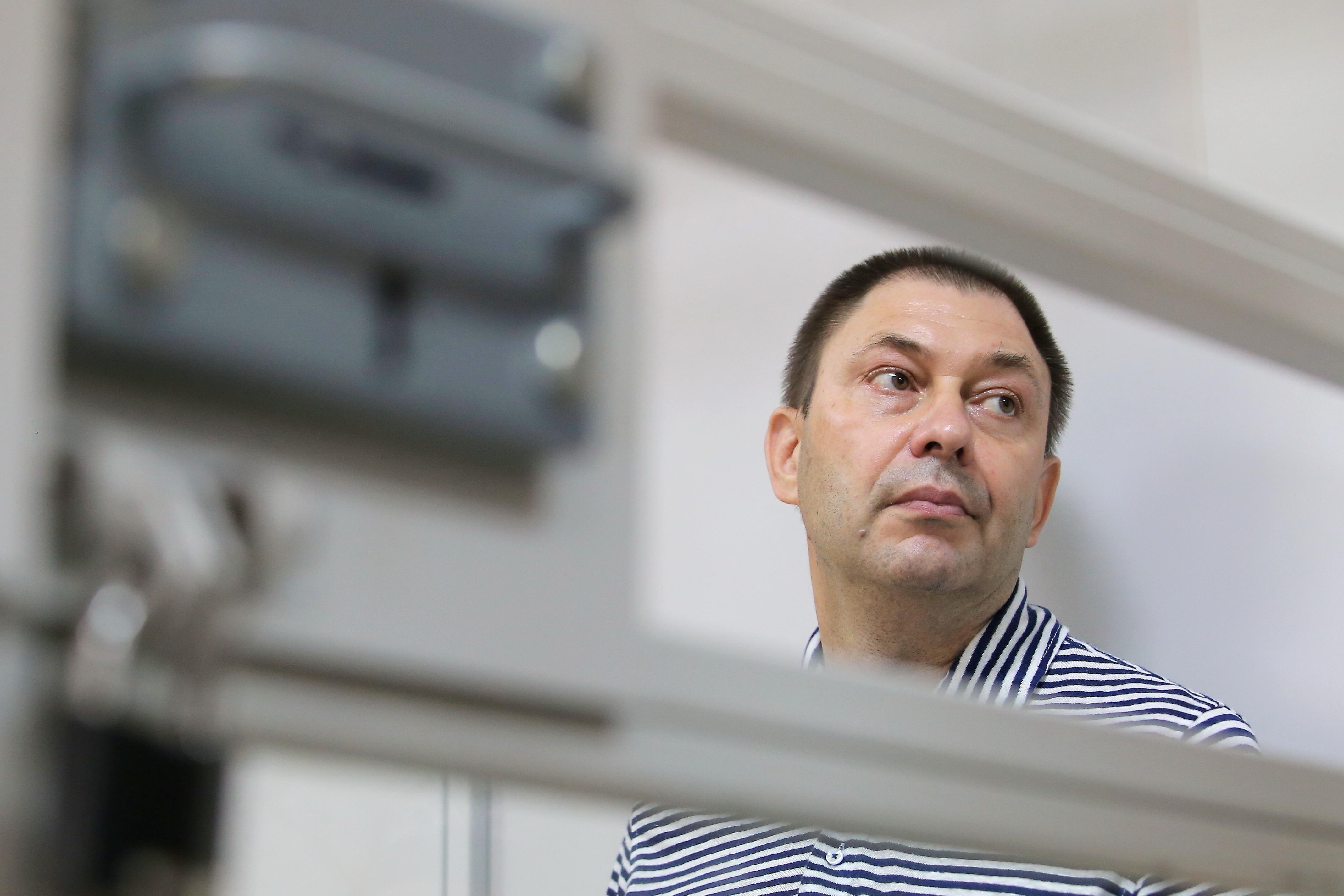 <p>Кирилл Вышинский. Фото: &copy;РИА Новости/Стрингер</p>