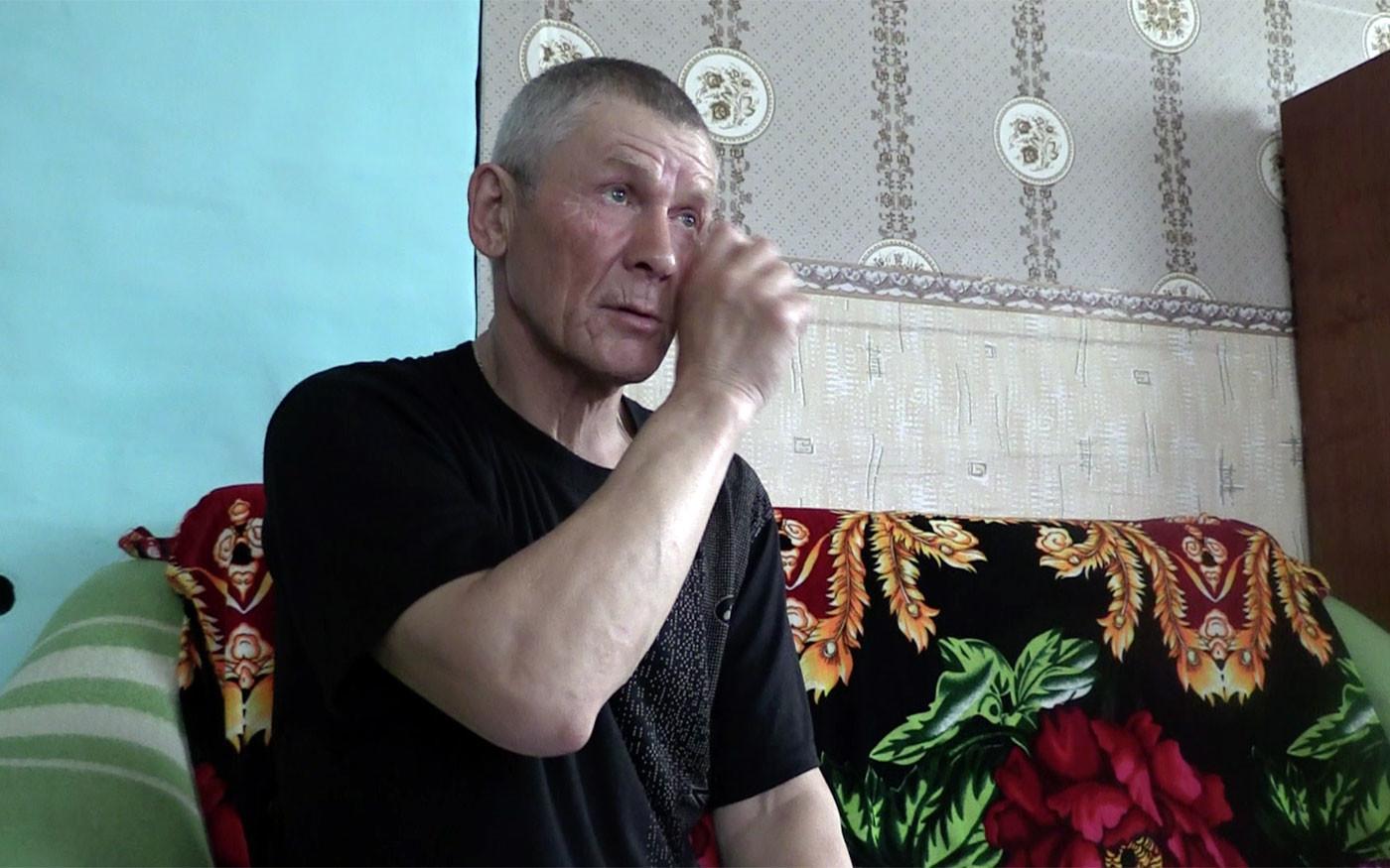Иван Фёдоров, отец погибшей. Фото: © L!FE