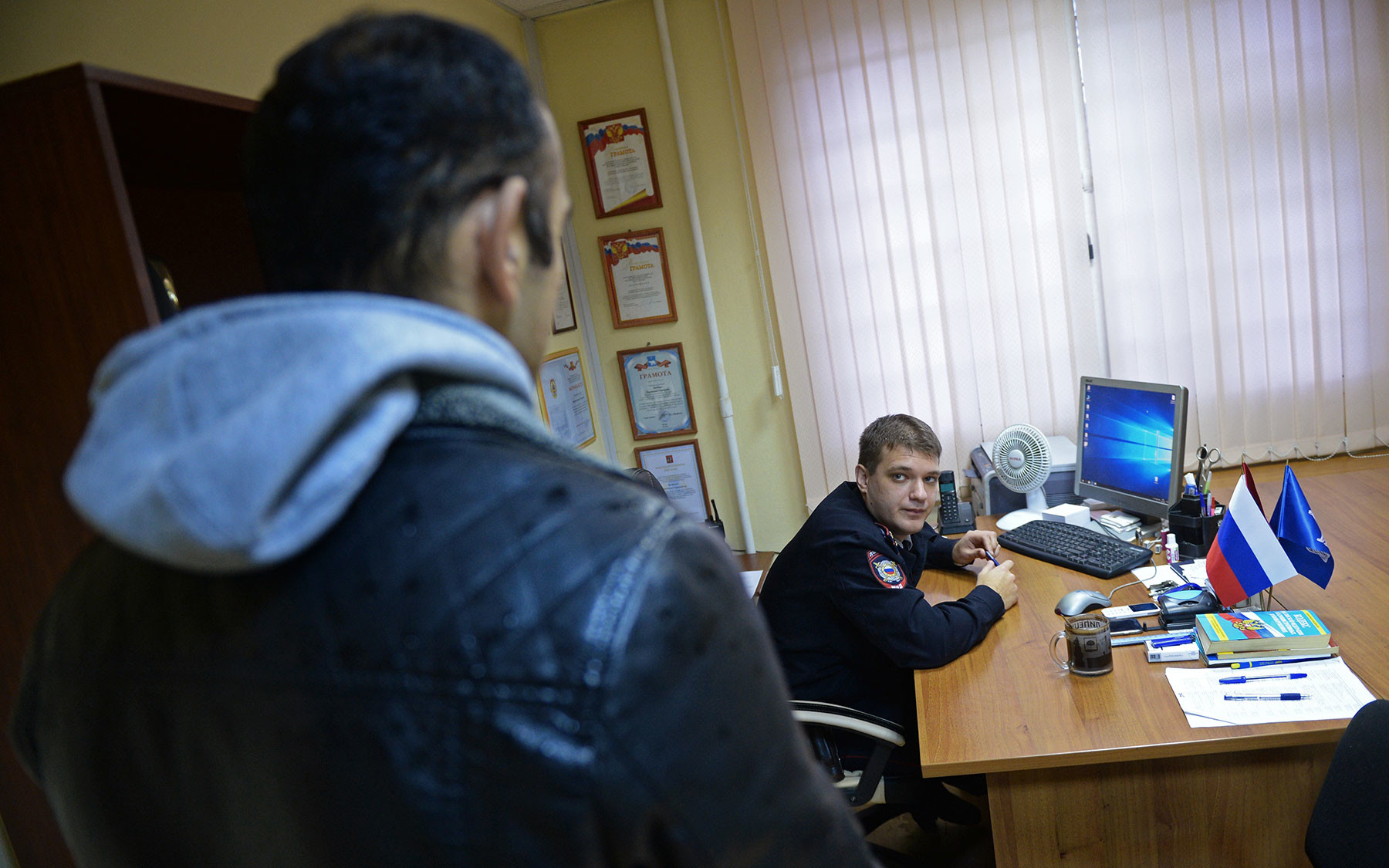 Фото: ©РИА Новости / Кирилл Каллиников