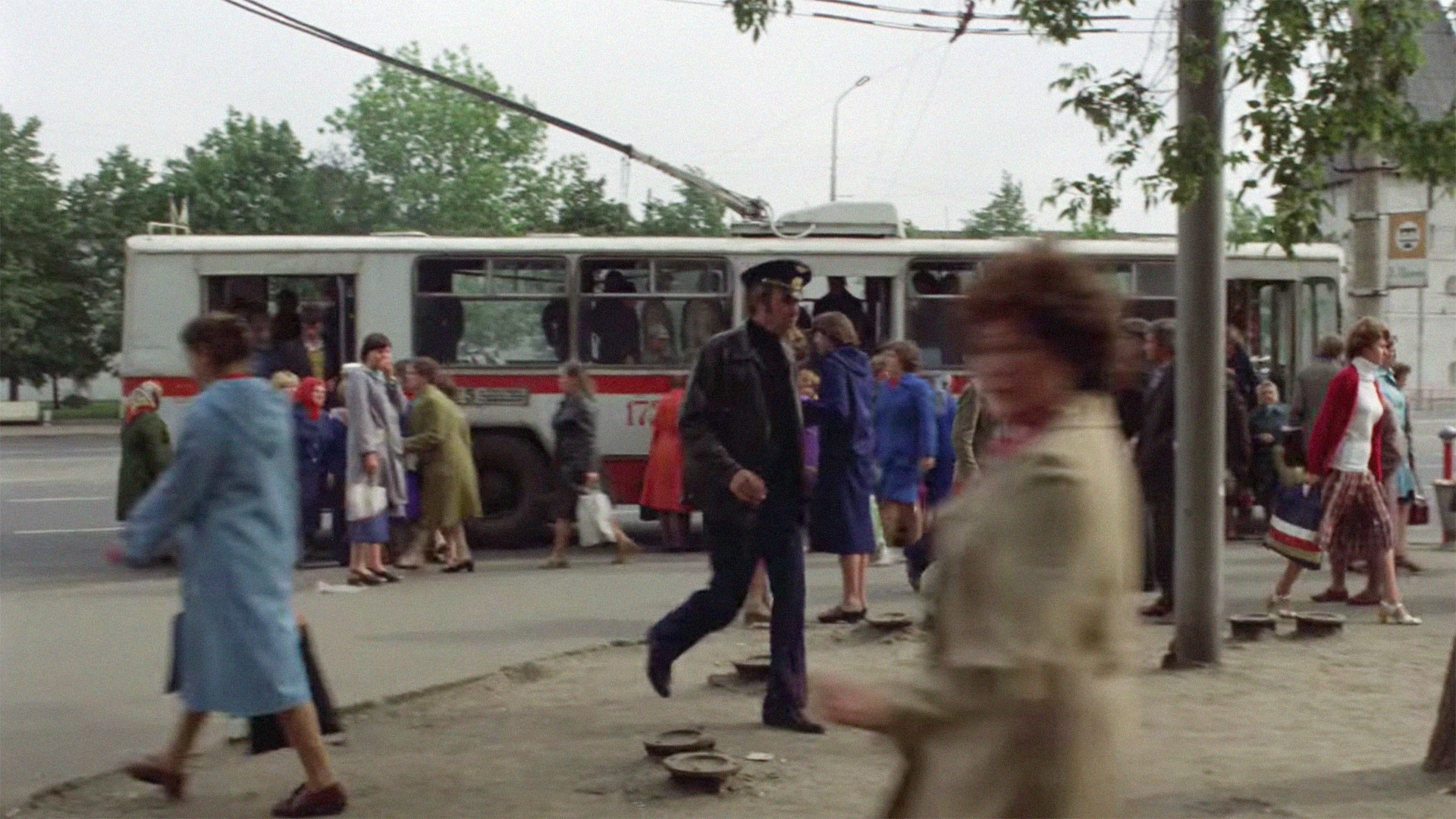 "Кадр из фильма ""Экипаж""/ Скриншот © L!FE"