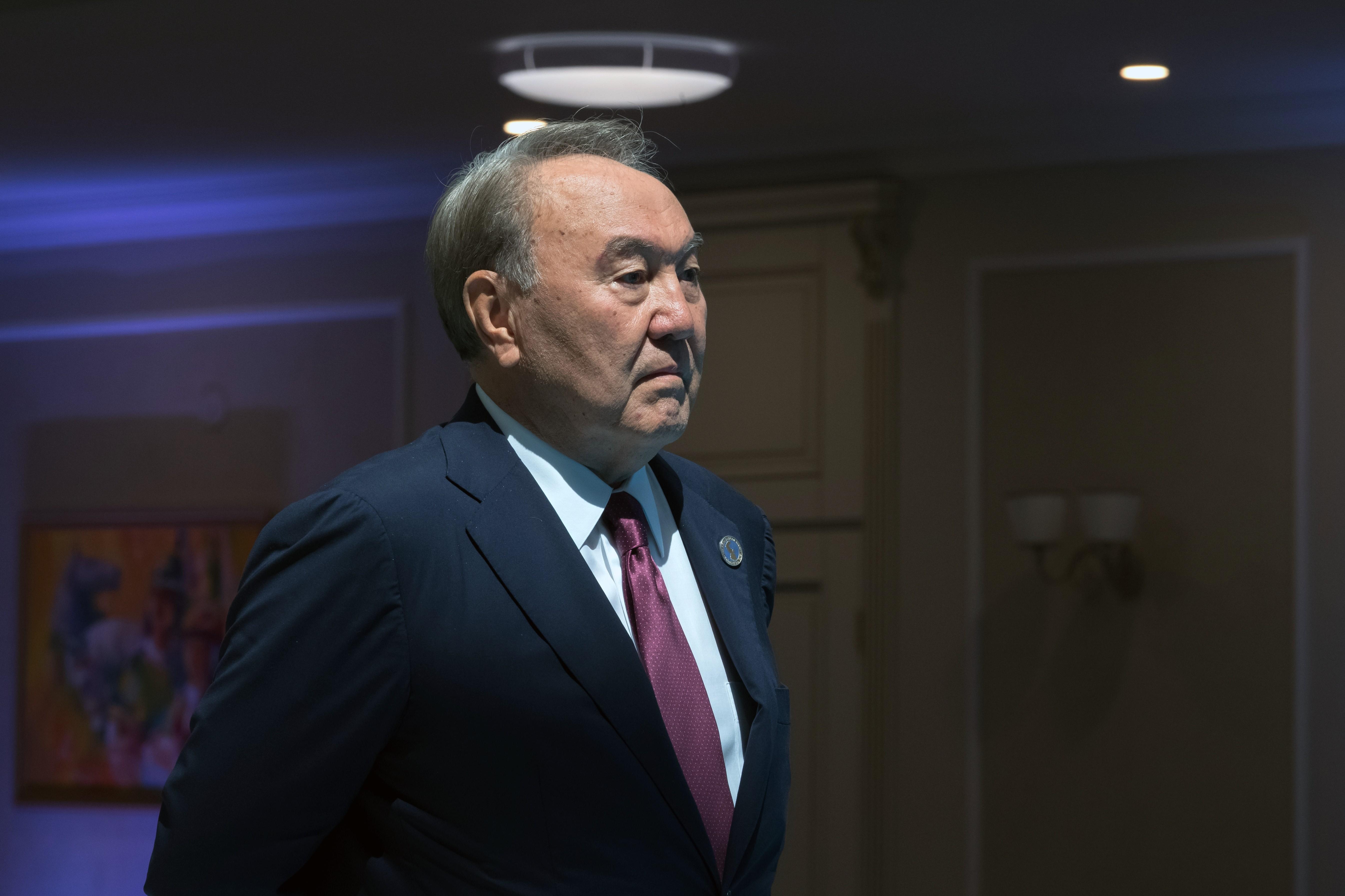 <p>Нурсултан Назрабаев. Фото: &copy;РИА Новости/Сергей Гунеев</p>