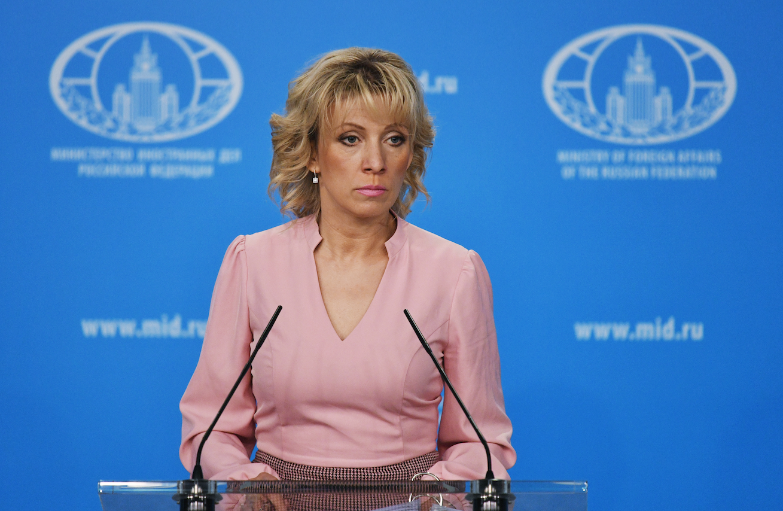 <p>Мария Захарова. Фото: &copy;РИА Новости/Владимир Песня</p>