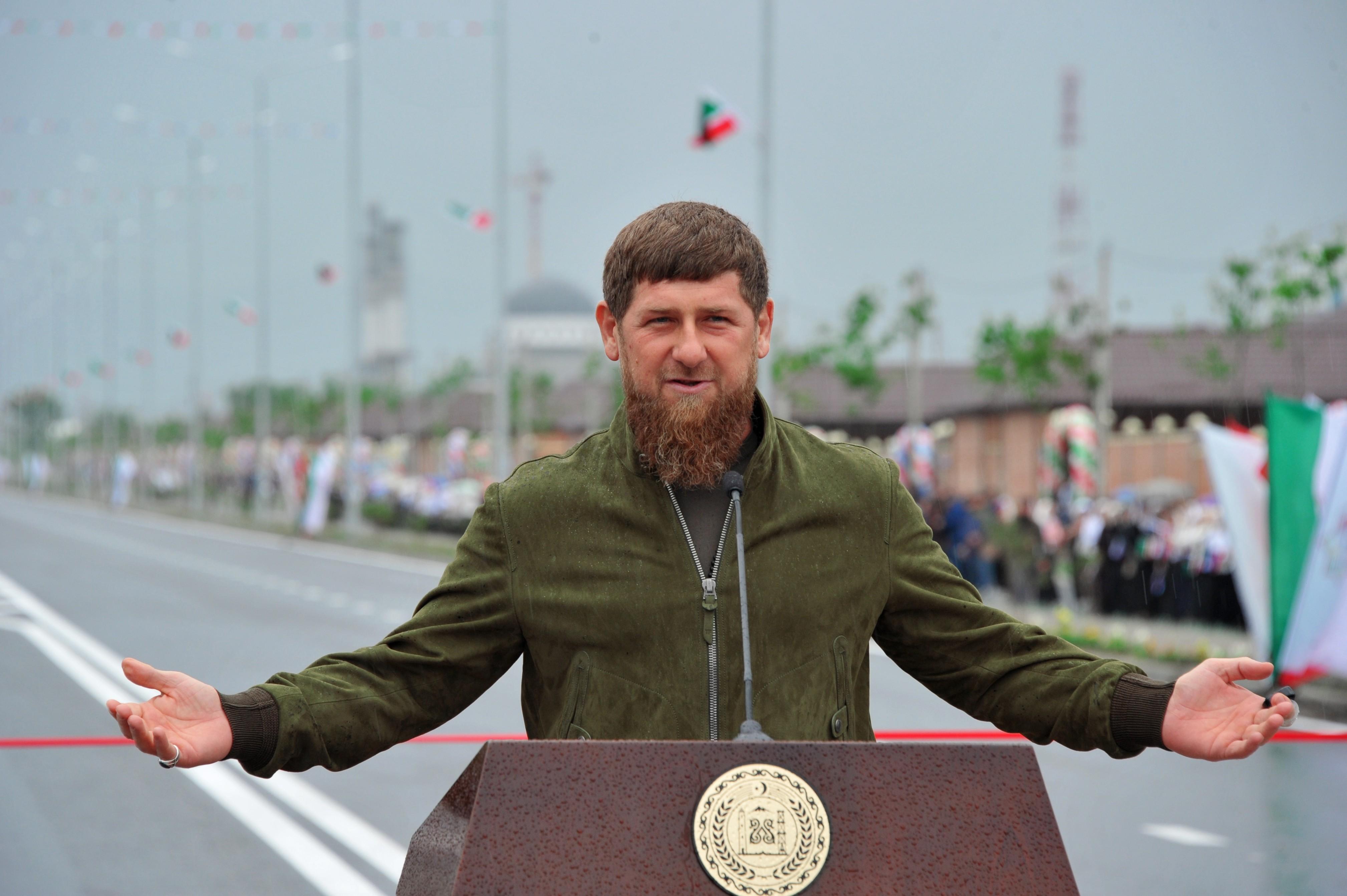 <p>Рамзан Кадыров. Фото:&copy;РИА Новости/Саид Царнаев</p>