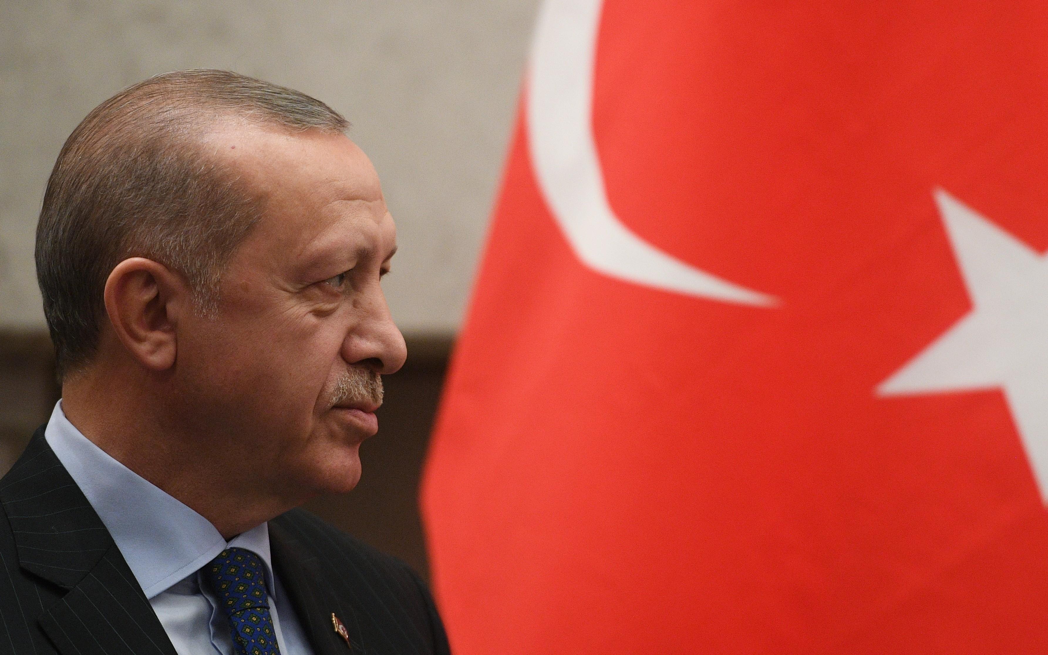 <p>Реджеп Эрдоган. Фото: &copy;РИА Новости/Владимир Астапкович</p>