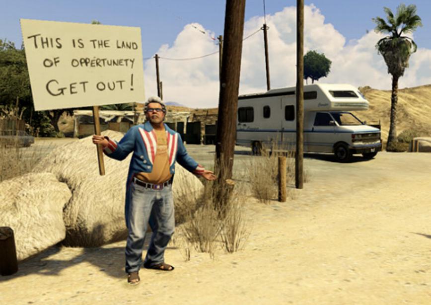 <p><span>Фото &copy; Rockstar Games</span></p>