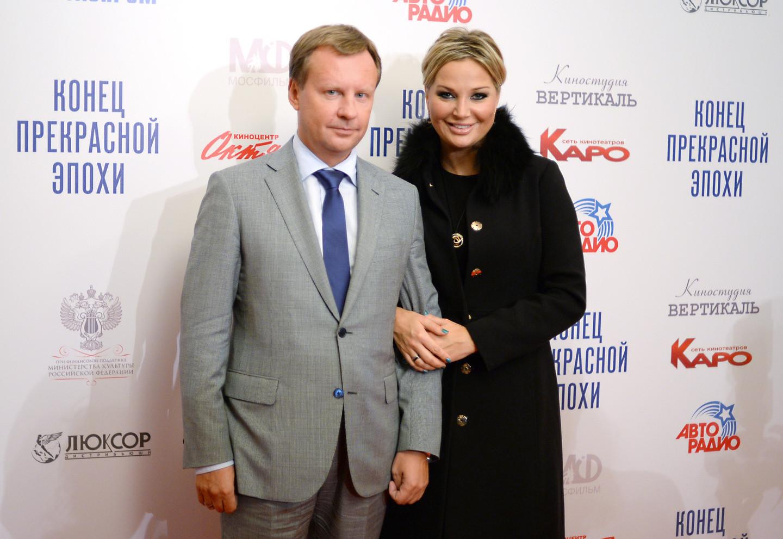 Мария Максакова и Денис Вороненков. Фото: © РИА Новости/Алексей Филиппов