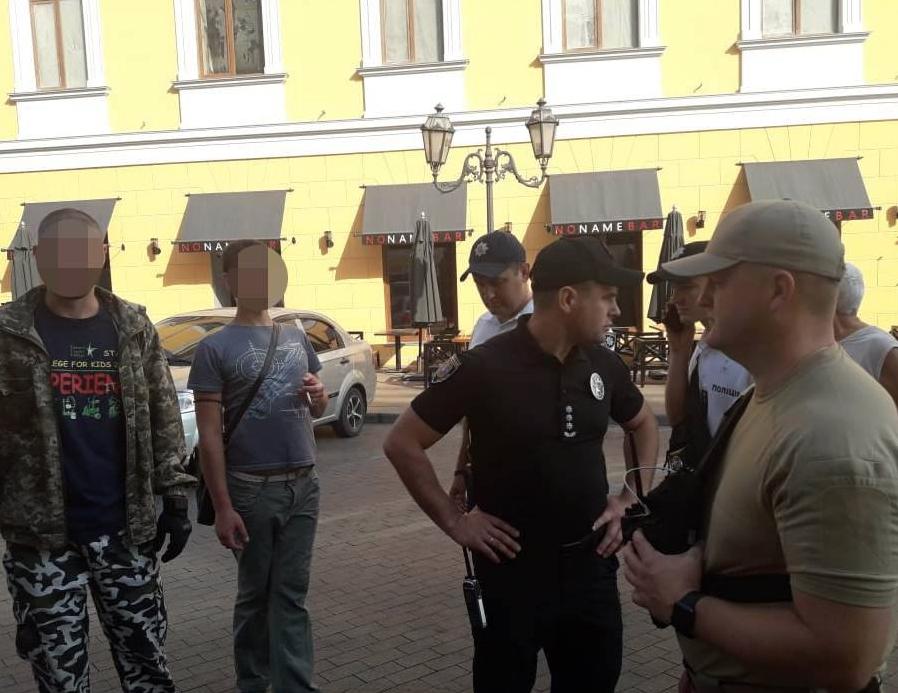 <p>Фото: &copy;Facebook/Полиция Одесской области</p>