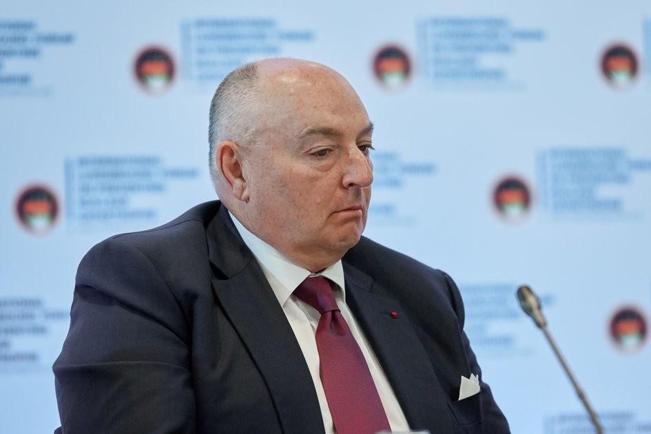 Президент Люксембургского форума Вячеслав Кантор. Фото © ВЯЧЕСЛАВ МОШЕ КАНТОР