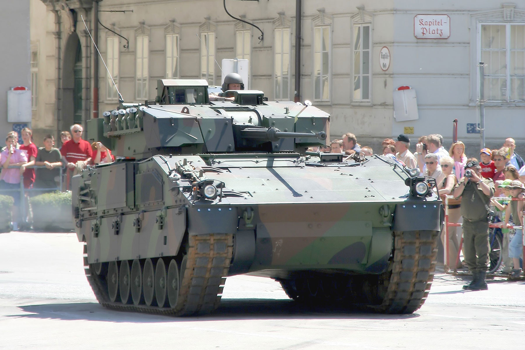 """Австрийская модификация """"Улан"""". Фото: © Wikipedia.org"""