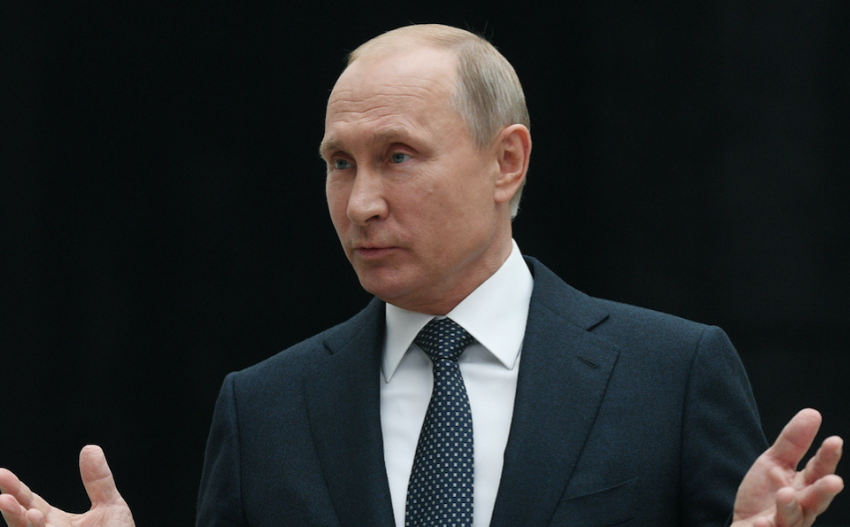 <p><span>Владимир Путин. Фото: &copy; РИА Новости/Валерий Мельников</span></p>