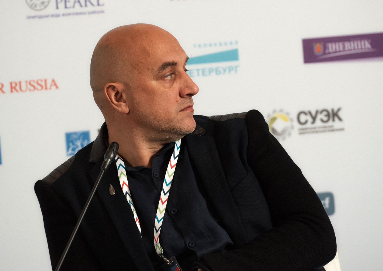 <p>Писатель Захар Прилепин. Фото: &copy; РИА Новости/Алексей Даничев</p>