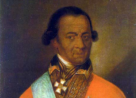 <p>Абрам Ганнибал. Фото: &copy; Wikipedia &nbsp;&nbsp;&nbsp;</p>