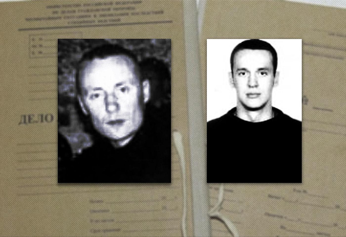 Криминальный авторитет Константин Беркут и Владимир Беркут. Фото: © КРИМИНАЛЬНЫЕ АВТОРИТЕТЫ ВОРЫ В ЗАКОНЕ