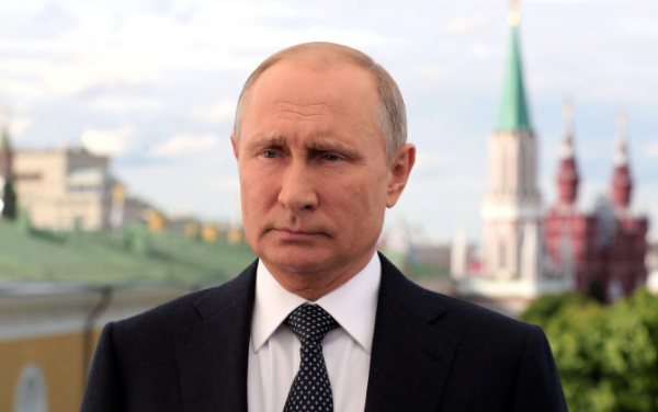<p><span>Владимир Путин. Фото: &copy; РИА Новости/Сергей Бобылев&nbsp;</span></p>