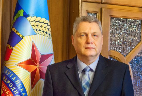 <p>Сергей Козлов. Фото: Совмин ЛНР</p>