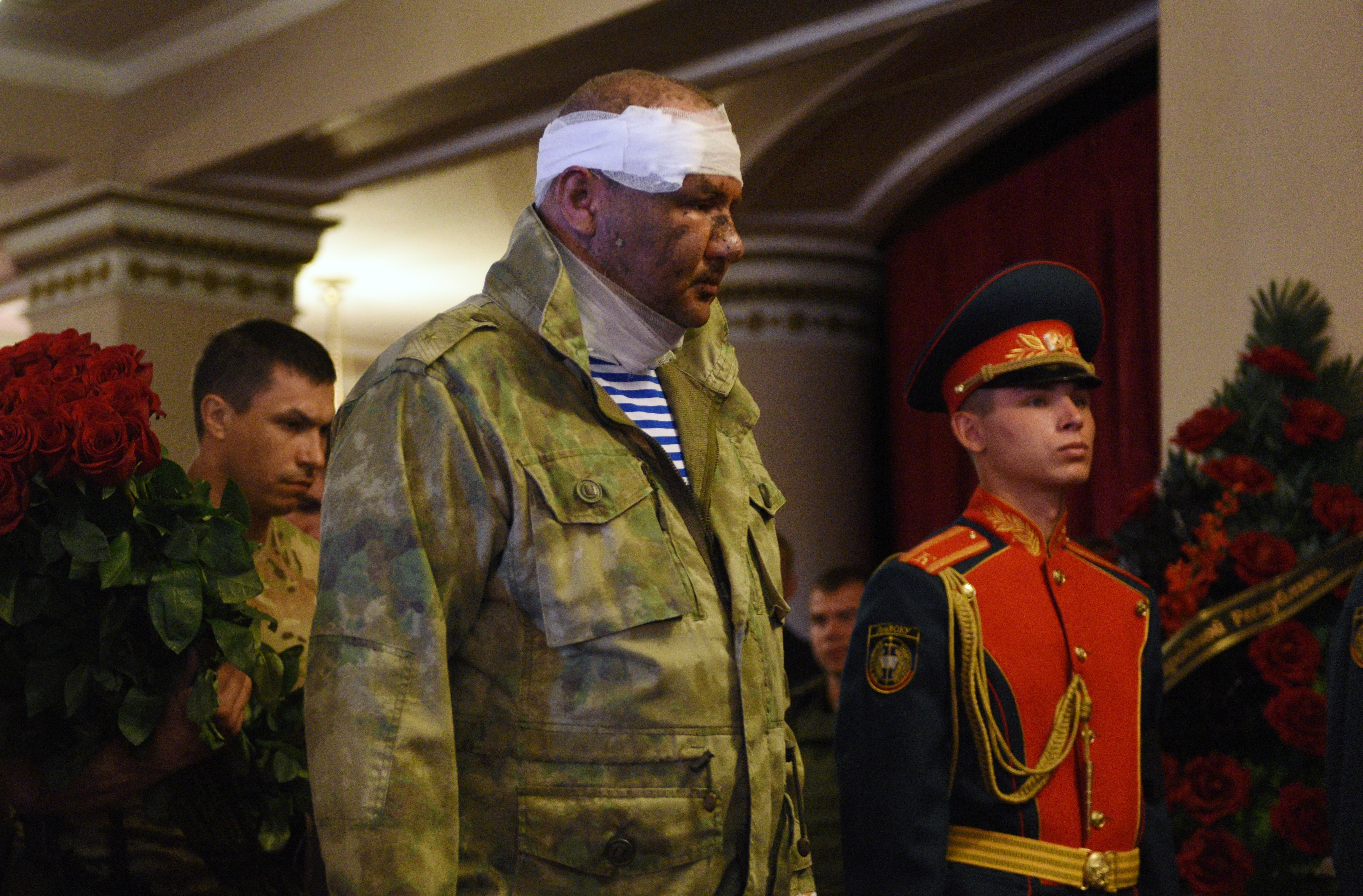 <p>Вице-премьер ДНР Александр Тимофеев. Фото: &copy; РИА Новости/<span> </span>Валерий Мельников</p>